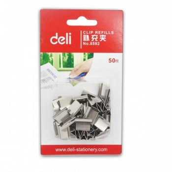 Deli Paper Clipper Refill Big 8592 (Item No: A19-02) A1R2B54