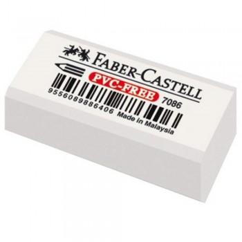 Faber Castell Dust-Free Eraser 7086-L (Item No: A02-17 E7086/30) A1R1B31