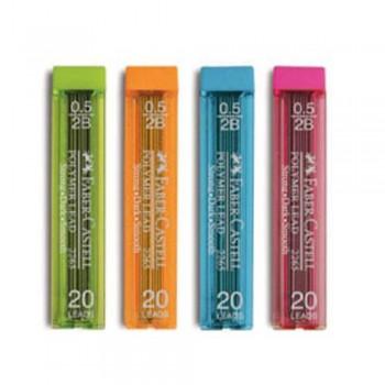 Faber Castell Pencil Lead 2265 0.5mm (Item No: A02-13 FC.PL0.5) A1R1B221