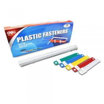 Paper Fastener No.5548 8cm 50set /box - 5 colors (Item No: B11-18 PPF8CM) A1R4B28