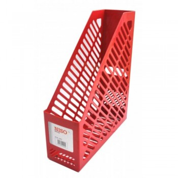 NISO Magazine Holder/Rack MH8215 - Red (Item No: B10-45-RD) A1R5B67