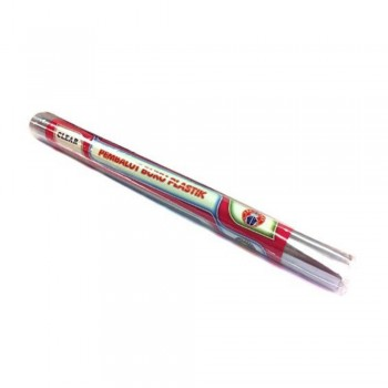 "Clear Book Wrapper 13"" X 10m (KD13100C)"