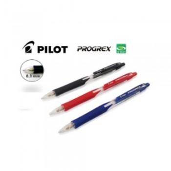 "Pilot ""PROGREX"" Mechanical Pencil H-123/0.3mm"