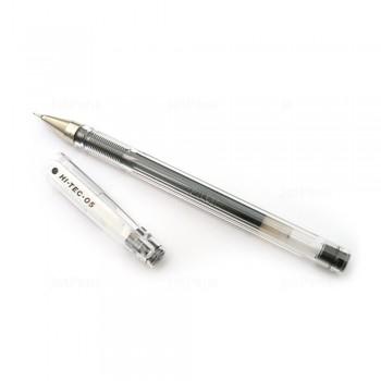Pilot Hi-Tec-C Gel Pen 0.5 mm Black