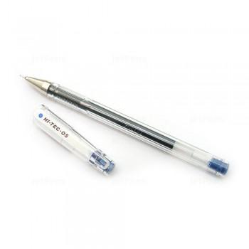 Pilot Hi-Tec-C Gel Pen 0.5 mm Blue
