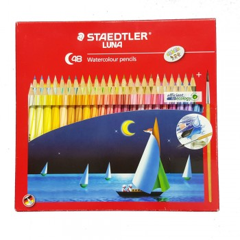 Staedtler Luna Watercolour Pencil - 48 colours