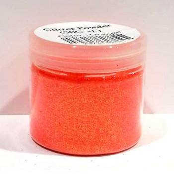 Glitter Powder 50g+/- (Orange)