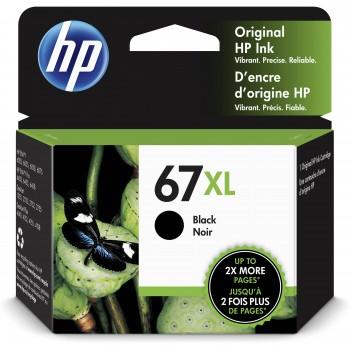HP 67XL Black Cartridge (3YM57AA)