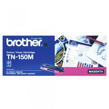 Brother TN-150 Standard Toner Cartridge - Magenta