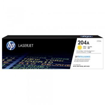 HP 204A Yellow LaserJet Toner Cartridge