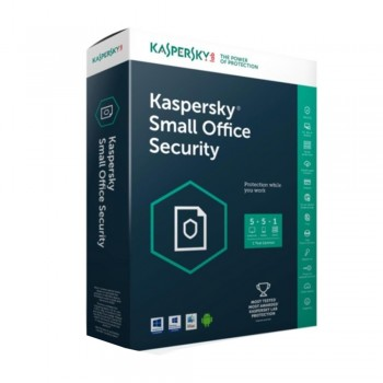 Kaspersky Small Office Security 5 Device 1 Year