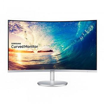 """Samsung  LC27F591FDEXXM 27"""" Curved (Silver) Monitor"""